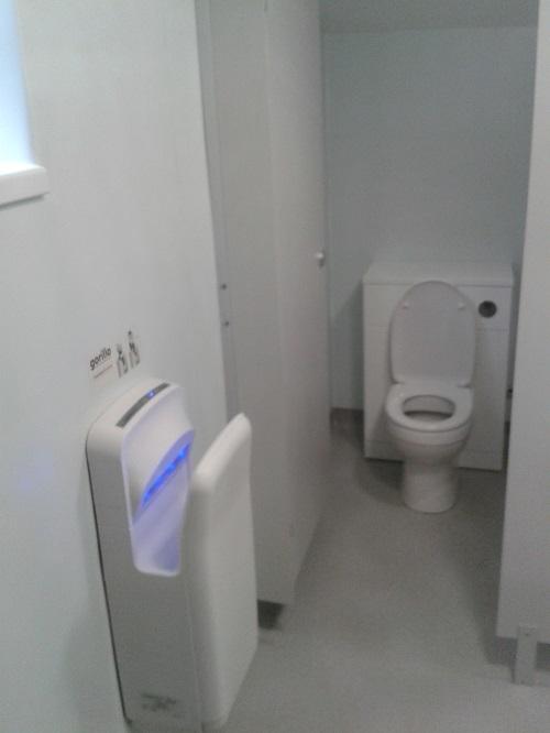 New bathroom installation for ditcheat village hall 3 for New bathroom installation