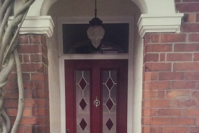 What is the difference between Composite and uPVC Doors?