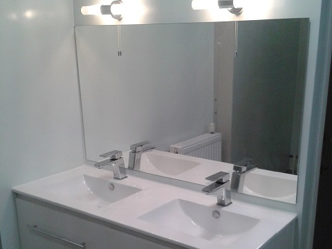 Projects 3 solutions for New bathroom installation